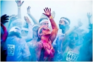 Color Me Happy: The 2013 Homecoming Color Run