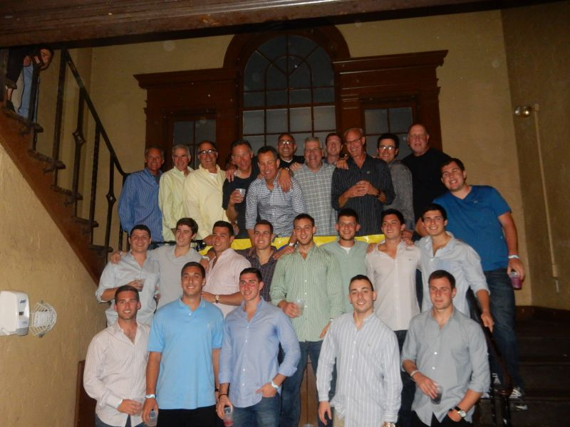 Beta Sig dads and legacy sons